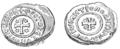 Seal of George, Metropolitan of Rhodes (Schlumberger, 1891).png
