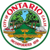 Official seal of Ontario, California