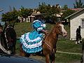 Seattle - Fiestas Patrias Parade 2008 - horses 09.jpg