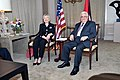 Secretary Clinton Holds a Bilateral Meeting With Palestinian Authority President Abbas (4946285891).jpg