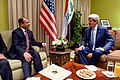 Secretary Kerry Meets With Iraqi Speaker of the Council of Representatives Dr. al-Jaburi in Baghdad (25709177394).jpg