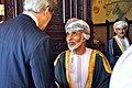 Secretary Kerry Meets With Omani Qaboos bin Said Al Said.jpg