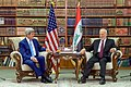 Secretary Kerry Speaks With Iraqi Foreign Minister Ibrahim al-Jaafari Amid Meetings in Baghdad (26031778320).jpg