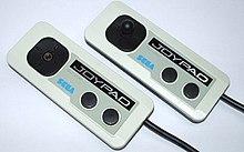 Gamepad del Sega Mark III