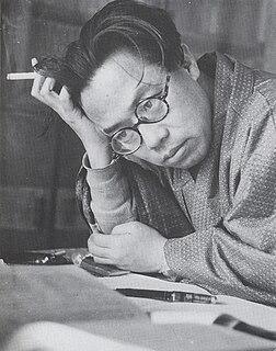 Seichō Matsumoto Japanese writer