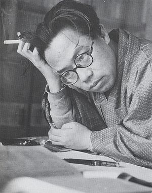 Seichō Matsumoto - Seichō Matsumoto in 1955