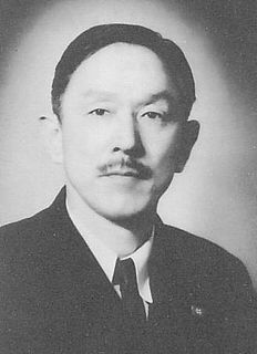 Seigō Nakano Japanese politician