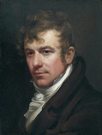John Wesley Jarvis - Self-portrait, 1812