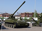 "Self-propelled gun 2S5 ""Giatsint-S"" with 152-mm gun 2A37..JPG"
