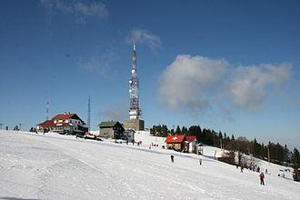 Banat Mountains - Semenic National Park and Ski Resort, within the Banat Mountains