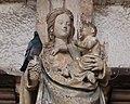 Semur-en-Auxois (21) Collégiale Notre-Dame - Extérieur - Porche occidental 06.jpg
