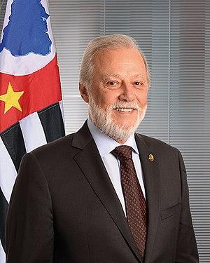 Airton Sandoval - Image: Senador Sandoval