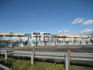 Sendaihigashi IC Toll Gate 1.JPG