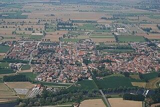 Sergnano Comune in Lombardy, Italy