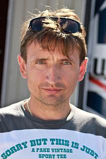 Serhiy Honchar Ukrainian cyclist