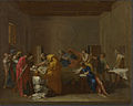 Seven Sacraments - Extreme Unction I (1637-1640) Nicolas Poussin.jpg