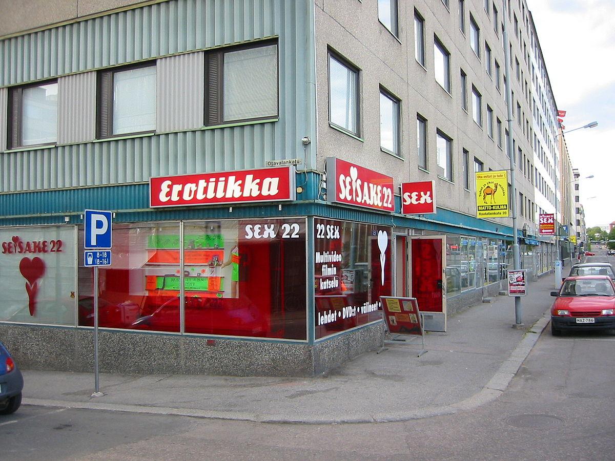 tampere sex shop sex shop kuopio homoseksuaaliseen