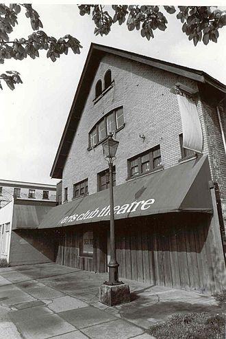 Arts Club Theatre Company - Seymour Street Theatre in 1972