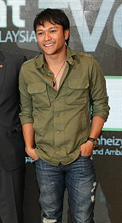 Shaheizy Sam Malaysian actor