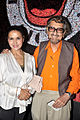 Sharon Prabhakar, Alyque Padamsee at the Premiere of Ash Chandler's play at The Comedy Store 12.jpg