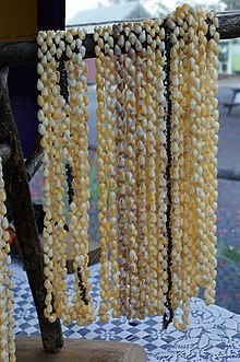 Mother Of Pearl >> Shell jewelry - Wikipedia