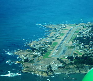 Shelter Cove Airport - 2012 photo