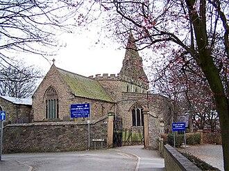 Shepshed - St. Botolph's parish church