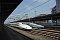 Shinkansen N700 & 500 (8086228483).jpg