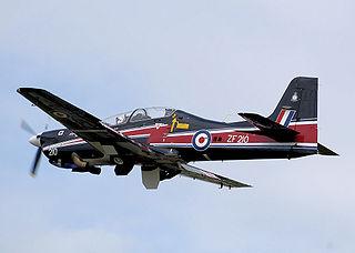 Short Tucano series of military training aircraft