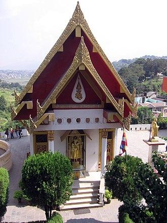 Kirtipur - Shri Kirti Vihara, Kirtipur