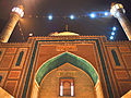 Shrine of Lal Shahbaz Qalandar view 2.JPG