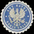 Siegelmarke Amt Kayna Kreis Zeitz W0381942.jpg
