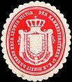 Siegelmarke Der Kammervorsteher Seiner K.u.K. Hoheit d.D. Herrn Erzherzog Ludwig Victor W0261157.jpg