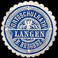 Siegelmarke Ortsschulrat Langen bei Bregenz W0261561.jpg