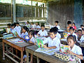 Silent Reading time in a Lao school.jpg