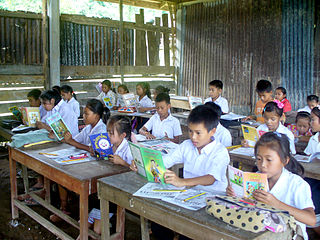 Extensive reading reading large amount of text in order to encounter and learn new vocabulary and language patern.