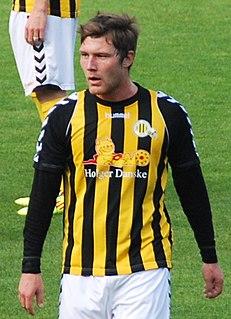 Simon Bræmer Danish footballer