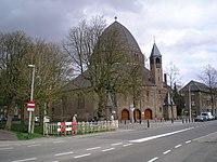 Sint-Aloysiuskerk Adriaen van Ostadelaan Utrecht Nederland.JPG