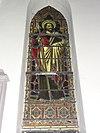 sint martinuskerk katwijk (cuijk) raam st. matheus