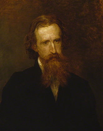 Leslie Stephen - Leslie Stephen painted by George Frederic Watts, 1878.