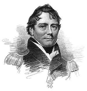Murray Maxwell - Captain Murray Maxwell, 1817
