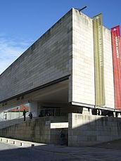 Centro Galego de Arte Contemporánea, Santiago de Compostela (1988-1993)
