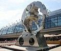 Skulptur Europaplatz (Moabi) Rolling Horse&Jürgen Goertz&2007.jpg