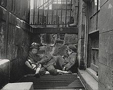 Sleeping, homeless children - Jacob Riis.jpg