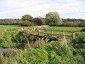 Sluice gates on the Avon flood plain - geograph.org.uk - 273553.jpg
