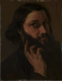 Small Selfportrait by Courbet San Francisco.png