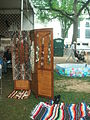 Smithsonian Folklife Festival 2013 - Siletz display.JPG