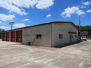 Smithville, Texas - Image: Smithville TX Fire Dept
