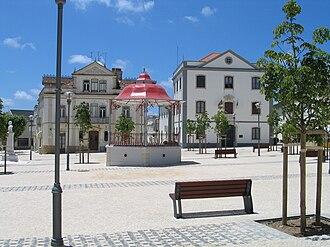 Sobral de Monte Agraço - Sobral de Monte Agraço main square