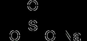 Sodium bisulfite - Image: Sodium bisulfite